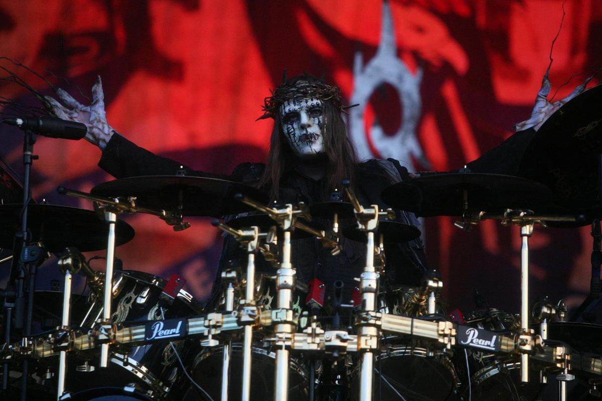 μάσκες στους Slipknot