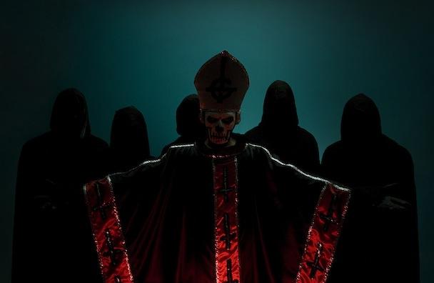 Papa Emeritus Τobias Forge