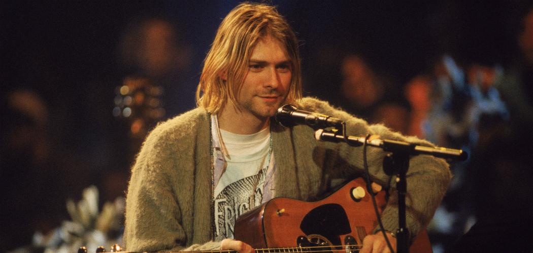κόρης του Cobain