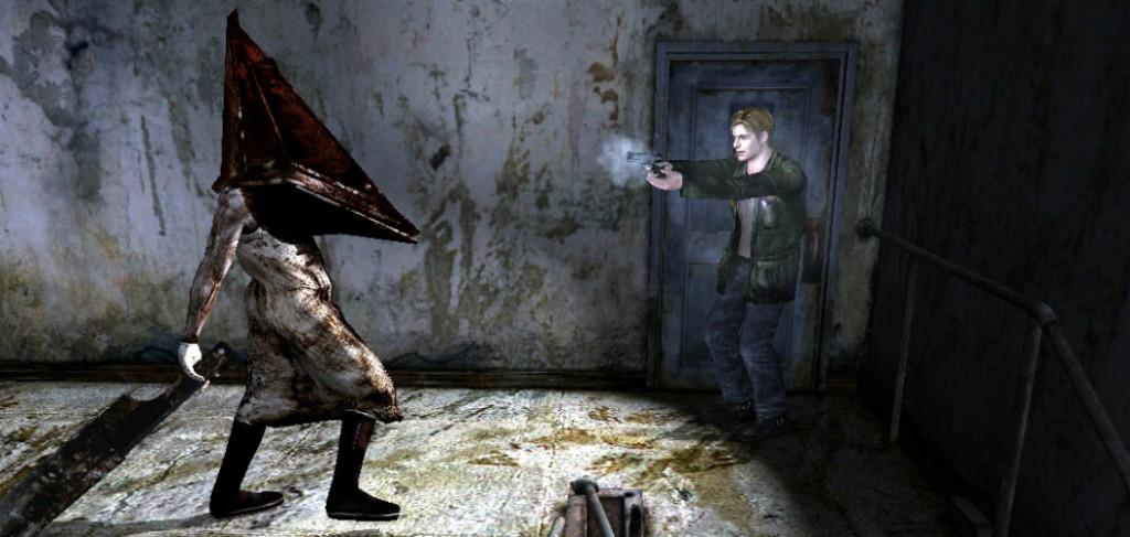 Horror videogames