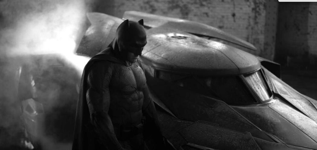 Batfleck δεν θέλει