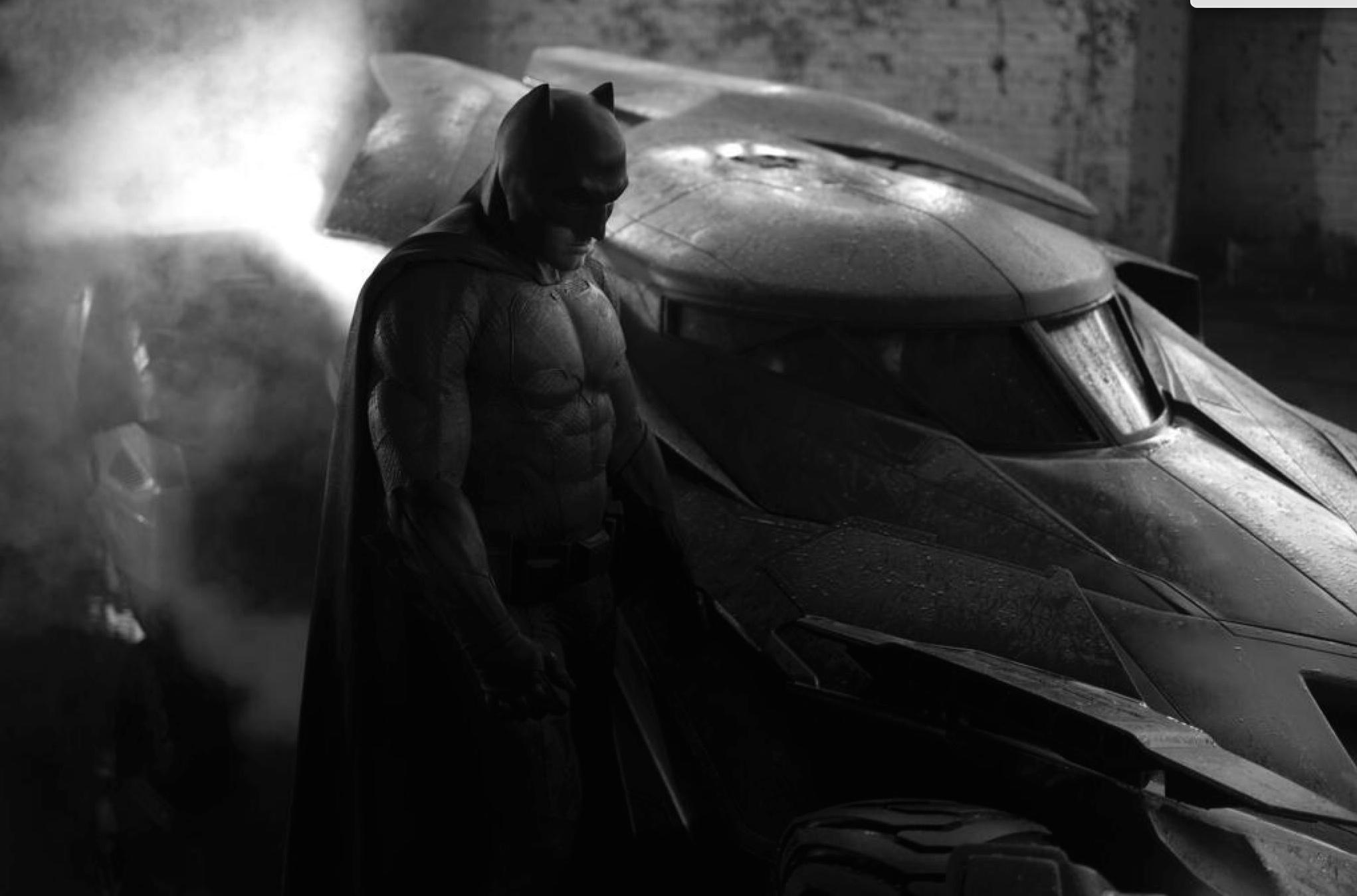 Ο Batfleck