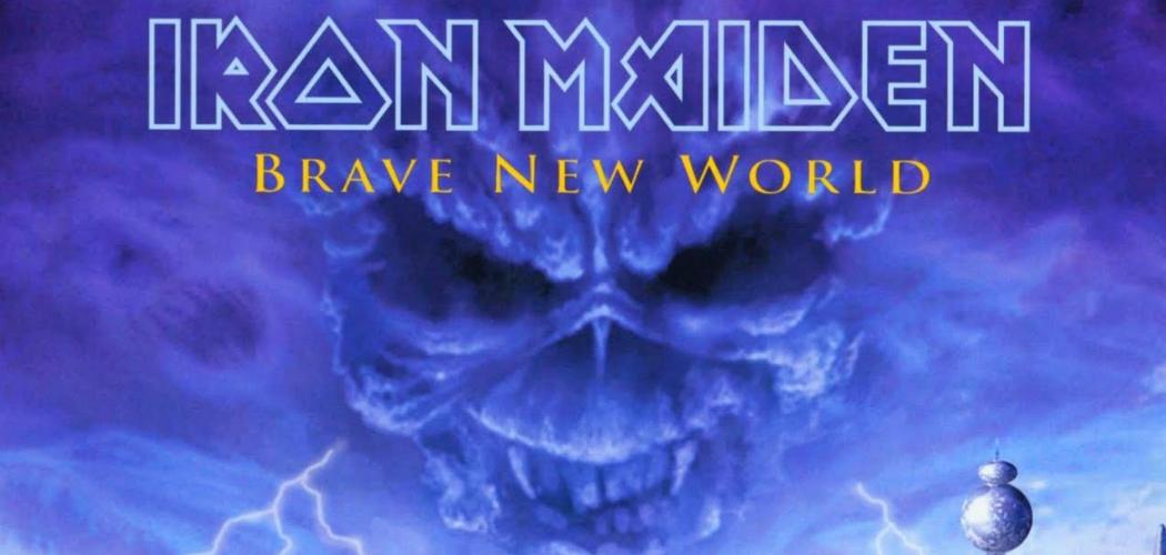 Brave New World - Iron Maiden πράξη 3η