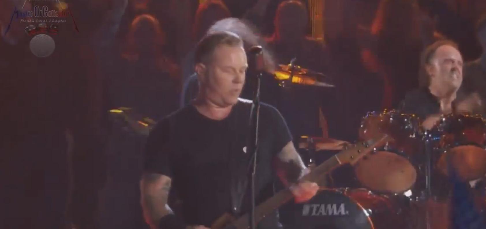 Πόσα νομίζεις ότι βγάζουν κάθε βράδυ της περιοδείας τους οι Metallica;