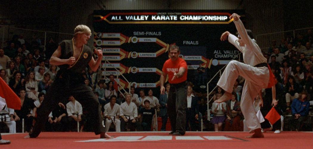trailer για την αναβίωση του Karate Kid