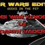 Obi Wan Kenobi vs Darth Vader