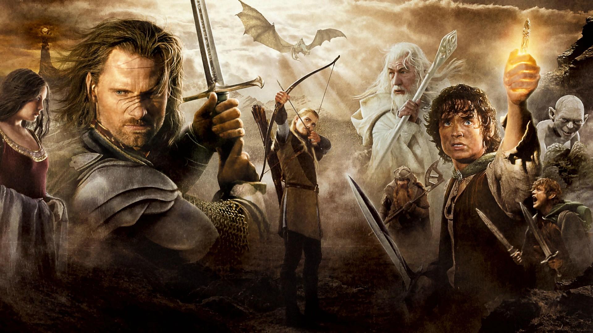 Ίσως το 2021 να κάνει πρεμιέρα το Lord Of The Rings