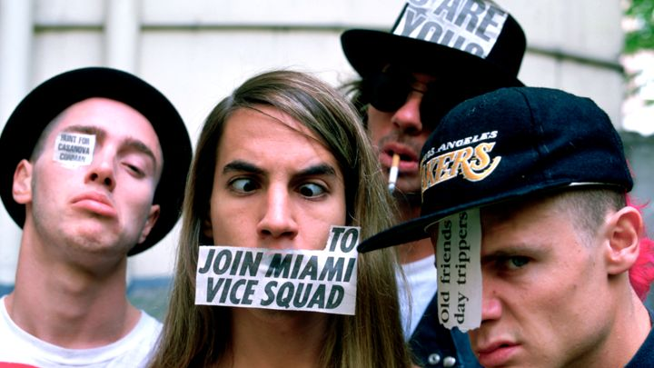 Funk Rock Fusion
