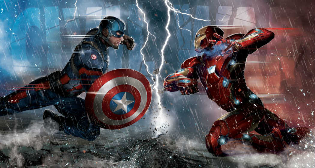Mark Millar το Captain America: Civil War