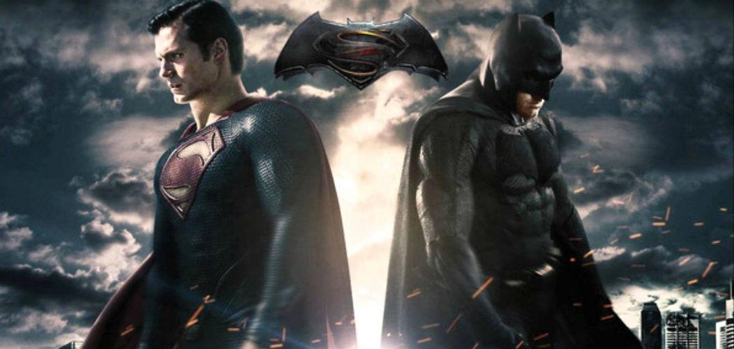 Χρυσά Βατόμουρα το Batman V Superman