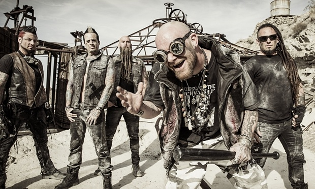 οι Five Finger Death Punch