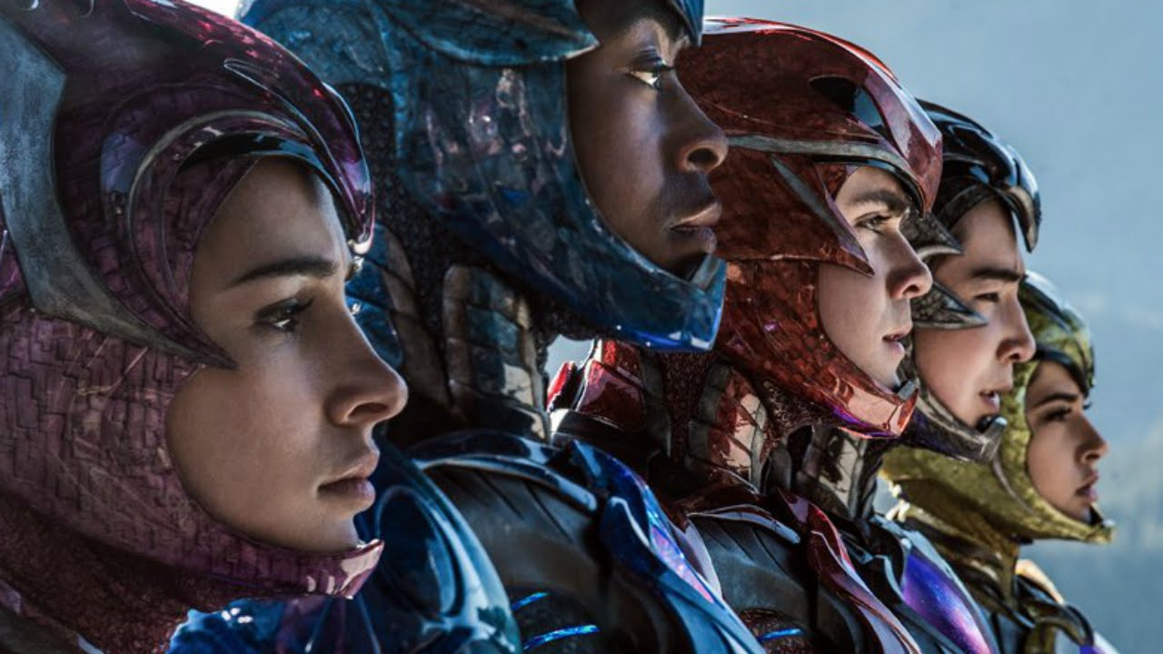 Power Rangers review