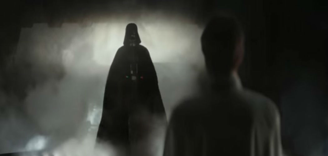 trailers για Rogue One
