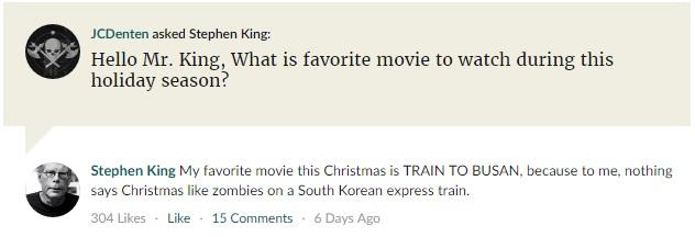 Ο Stephen King