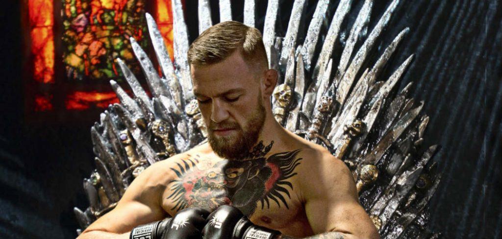 Conor McGregor στο Game Of Thrones