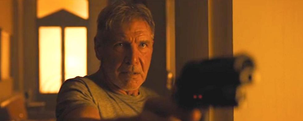 Blade Runner 2049 teaser trailer