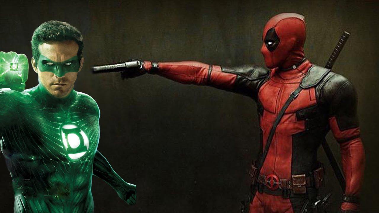 ο Deadpool στο Green Lantern
