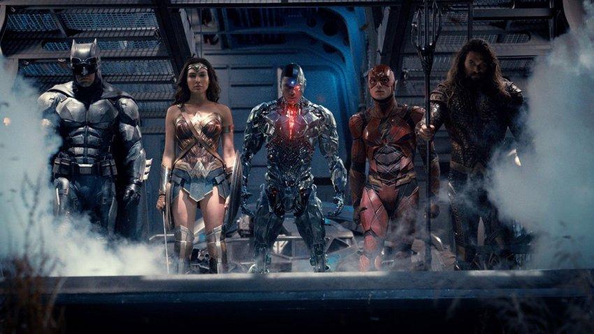 η Justice League