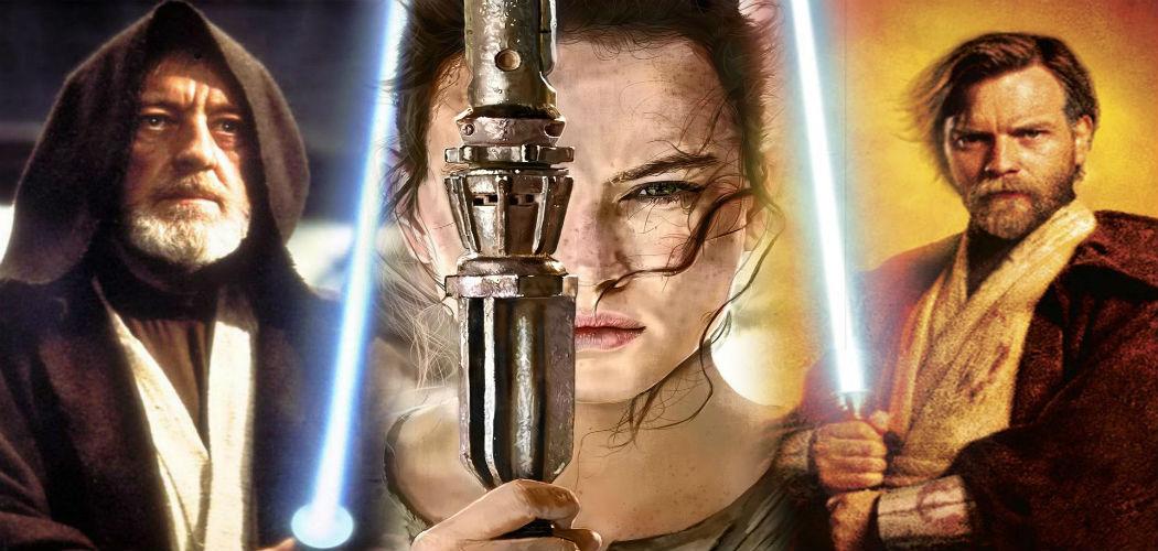 Rey είναι Kenobi