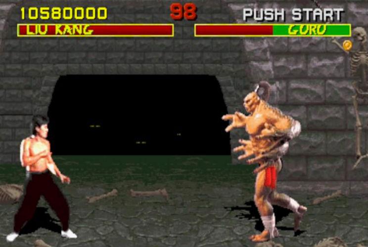 του Mortal Kombat