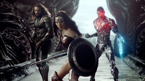 Wonder Woman και Cyborg