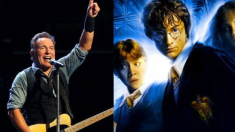 Bruce Springsteen για το Harry Potter