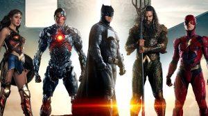 trailer της Justice League