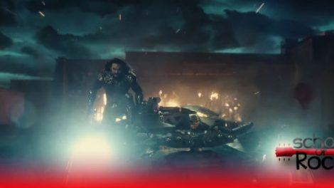νέο trailer της Justice