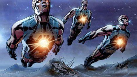 X-Men σειράς