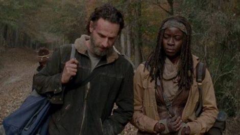 Walking Dead κυκλοφόρησαν