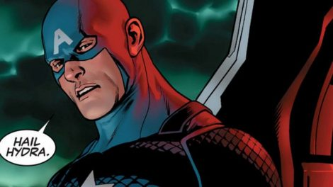 τον Captain America