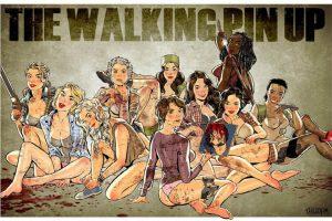 πρωταγωνίστριες του The Walking Dead