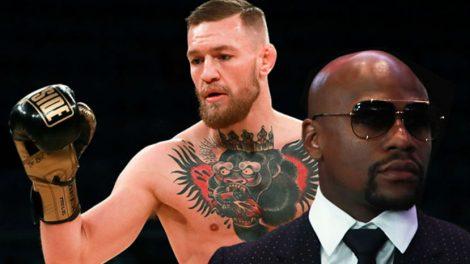 McGregor και Mayweather