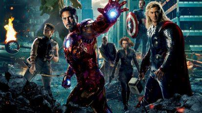 Avengers του 2012