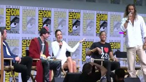 Panel της Justice League