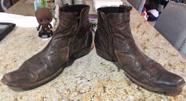 μπότες του