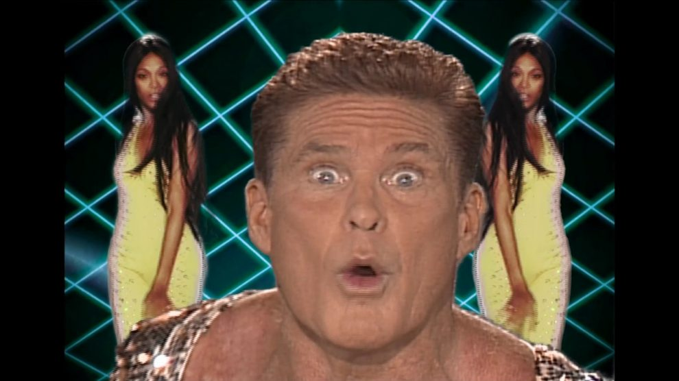 Hasselhoff guardians of the galaxy