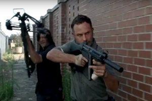 Πολεμικό νέο teaser για το The Walking Dead και την 8η σεζόν