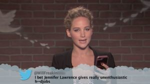 Jimmy Kimmel mean tweets