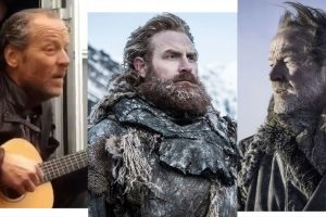 Tormund and Jorah