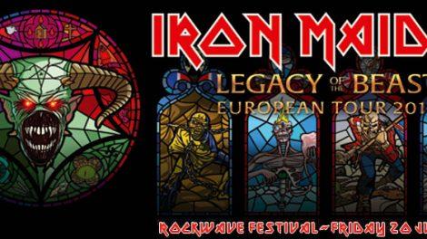 Iron Maiden επιστρέφουν