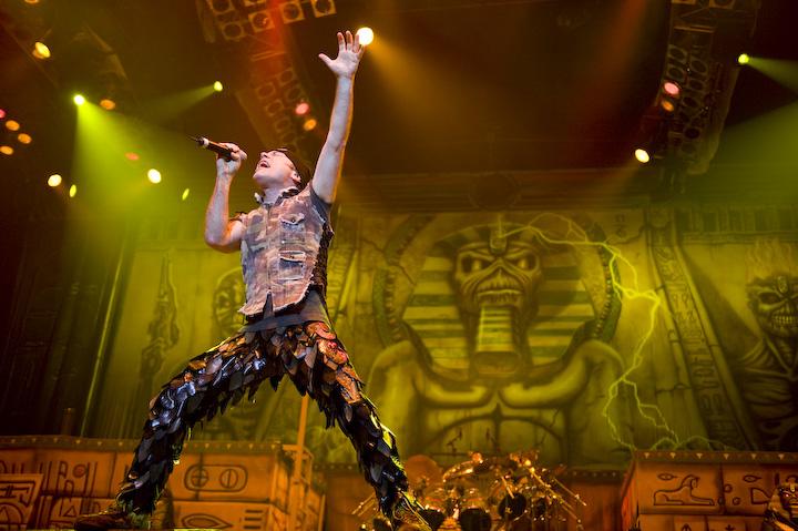 οι Iron Maiden