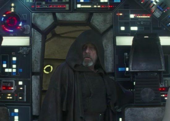tv-spot για το Last Jedi