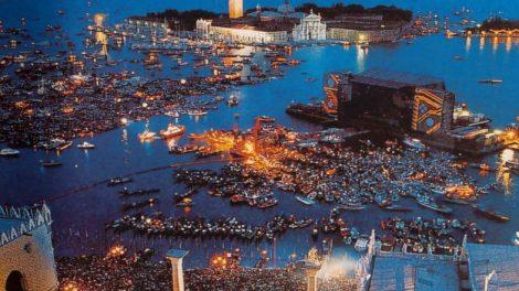 Όταν οι Pink Floyd «βούλιαξαν» τη Βενετία και τη δημοτική αρχή