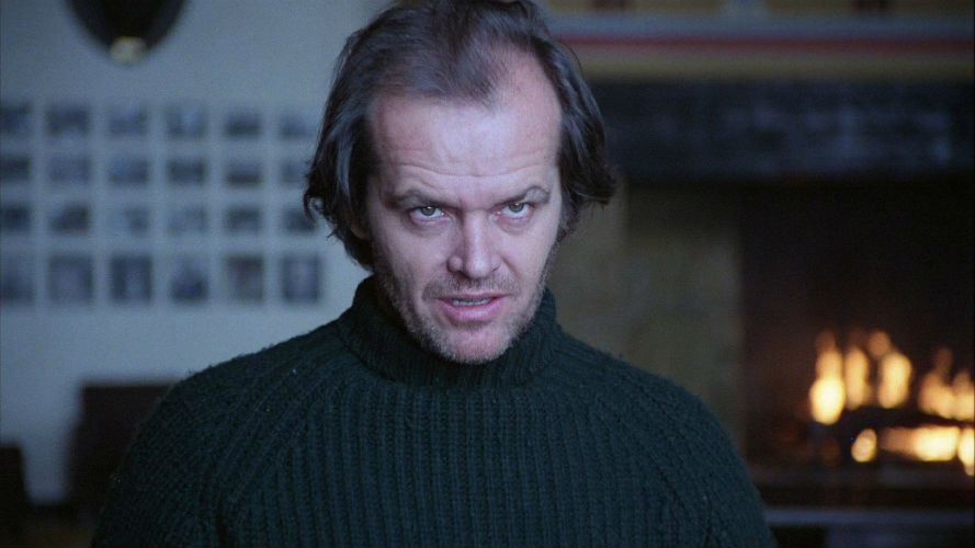 The Shining Here's Johnny!