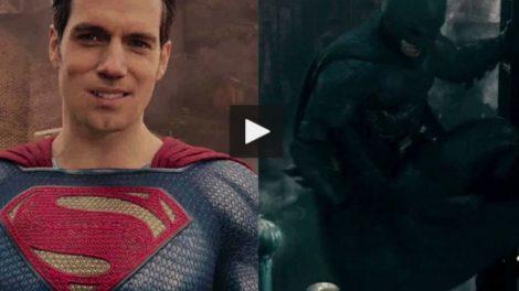 Δείτε τα πρώτα 3 λεπτά από την Justice League