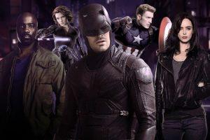 Defenders με το Infinity War