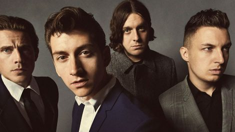 Arctic Monkeys στο Rockwave festival