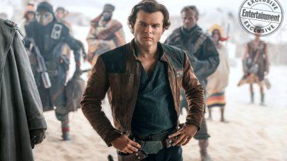 ταινία για τον Han Solo
