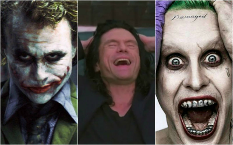 Tommy Wiseau θέλει να παίξει τον Joker